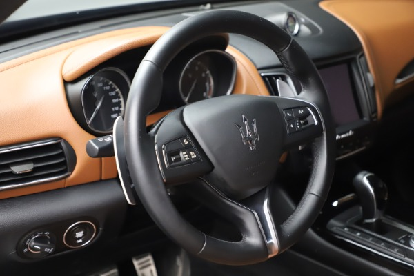 Used 2018 Maserati Levante GranSport for sale Sold at Aston Martin of Greenwich in Greenwich CT 06830 16