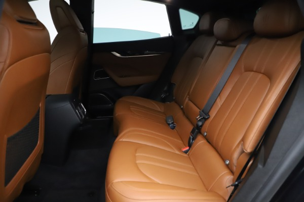Used 2018 Maserati Levante GranSport for sale Sold at Aston Martin of Greenwich in Greenwich CT 06830 19