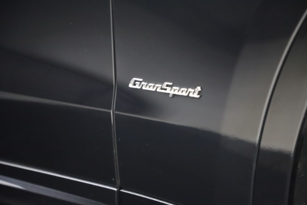 Used 2018 Maserati Levante GranSport for sale Sold at Aston Martin of Greenwich in Greenwich CT 06830 26