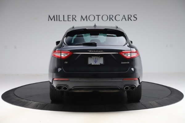 Used 2018 Maserati Levante GranSport for sale Sold at Aston Martin of Greenwich in Greenwich CT 06830 6
