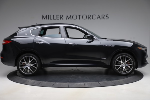Used 2018 Maserati Levante GranSport for sale Sold at Aston Martin of Greenwich in Greenwich CT 06830 9