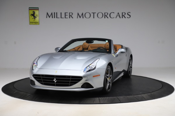 Used 2017 Ferrari California T for sale Sold at Aston Martin of Greenwich in Greenwich CT 06830 1