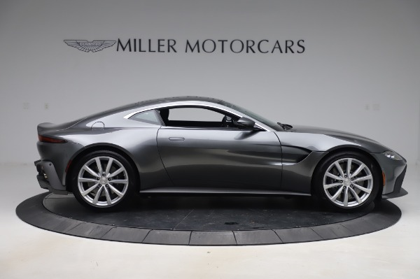 New 2020 Aston Martin Vantage Coupe for sale $168,431 at Aston Martin of Greenwich in Greenwich CT 06830 10