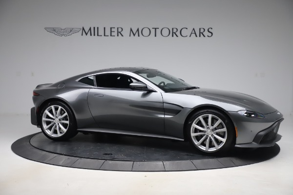 New 2020 Aston Martin Vantage Coupe for sale $168,431 at Aston Martin of Greenwich in Greenwich CT 06830 11