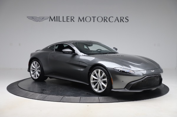 New 2020 Aston Martin Vantage Coupe for sale $168,431 at Aston Martin of Greenwich in Greenwich CT 06830 12
