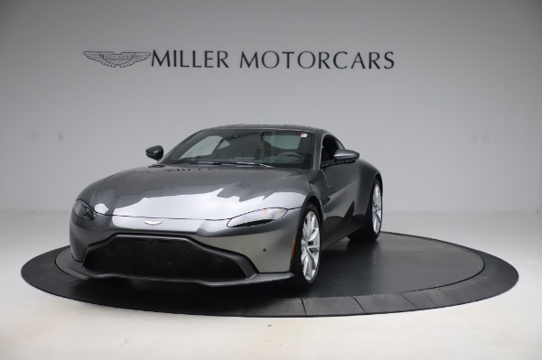New 2020 Aston Martin Vantage Coupe for sale $168,431 at Aston Martin of Greenwich in Greenwich CT 06830 3