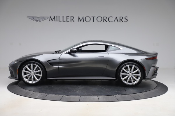 New 2020 Aston Martin Vantage Coupe for sale $168,431 at Aston Martin of Greenwich in Greenwich CT 06830 4