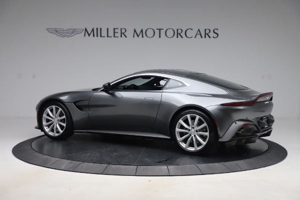 New 2020 Aston Martin Vantage Coupe for sale $168,431 at Aston Martin of Greenwich in Greenwich CT 06830 5