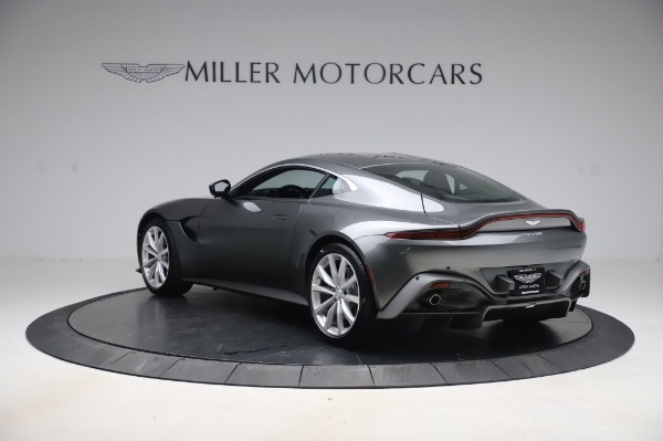 New 2020 Aston Martin Vantage Coupe for sale $168,431 at Aston Martin of Greenwich in Greenwich CT 06830 6