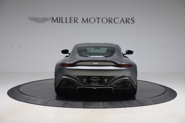 New 2020 Aston Martin Vantage Coupe for sale $168,431 at Aston Martin of Greenwich in Greenwich CT 06830 7