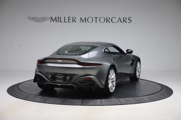New 2020 Aston Martin Vantage Coupe for sale $168,431 at Aston Martin of Greenwich in Greenwich CT 06830 8