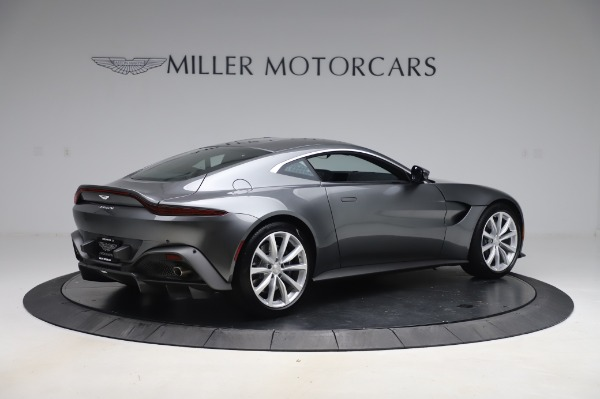 New 2020 Aston Martin Vantage Coupe for sale $168,431 at Aston Martin of Greenwich in Greenwich CT 06830 9