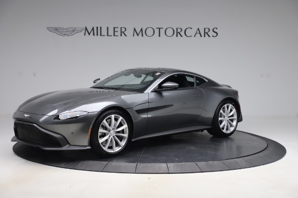 New 2020 Aston Martin Vantage Coupe for sale $168,431 at Aston Martin of Greenwich in Greenwich CT 06830 1