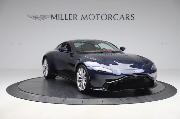 New 2020 Aston Martin Vantage Coupe for sale $177,481 at Aston Martin of Greenwich in Greenwich CT 06830 10