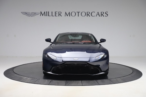 New 2020 Aston Martin Vantage Coupe for sale $177,481 at Aston Martin of Greenwich in Greenwich CT 06830 11