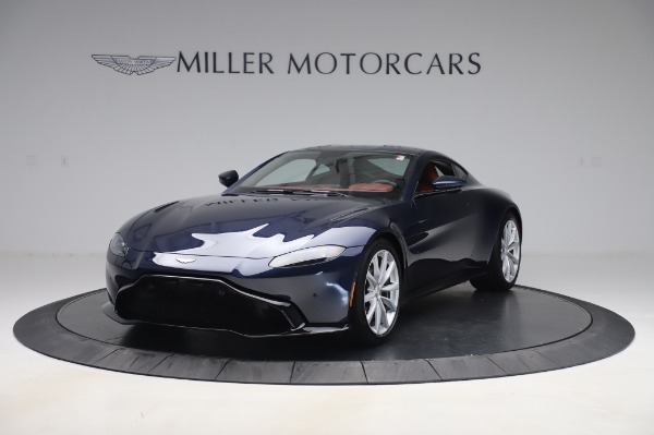 New 2020 Aston Martin Vantage for sale $177,481 at Aston Martin of Greenwich in Greenwich CT 06830 12