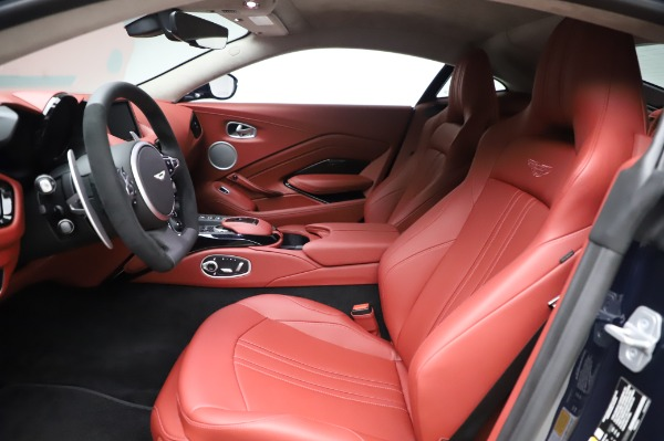 New 2020 Aston Martin Vantage for sale $177,481 at Aston Martin of Greenwich in Greenwich CT 06830 13