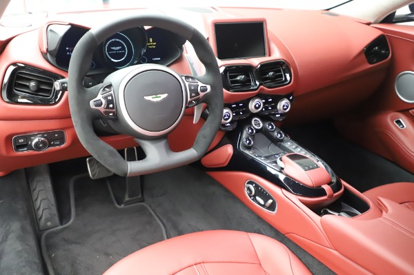 New 2020 Aston Martin Vantage Coupe for sale $177,481 at Aston Martin of Greenwich in Greenwich CT 06830 14