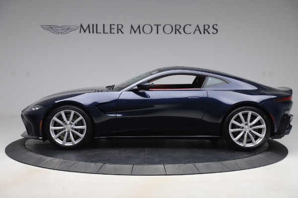 New 2020 Aston Martin Vantage Coupe for sale $177,481 at Aston Martin of Greenwich in Greenwich CT 06830 2