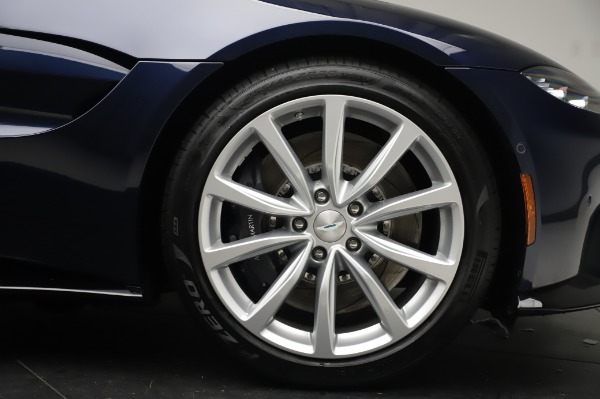 New 2020 Aston Martin Vantage for sale $177,481 at Aston Martin of Greenwich in Greenwich CT 06830 20