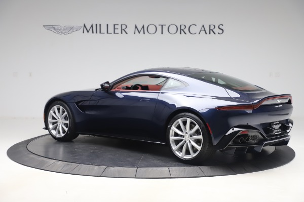 New 2020 Aston Martin Vantage Coupe for sale $177,481 at Aston Martin of Greenwich in Greenwich CT 06830 3