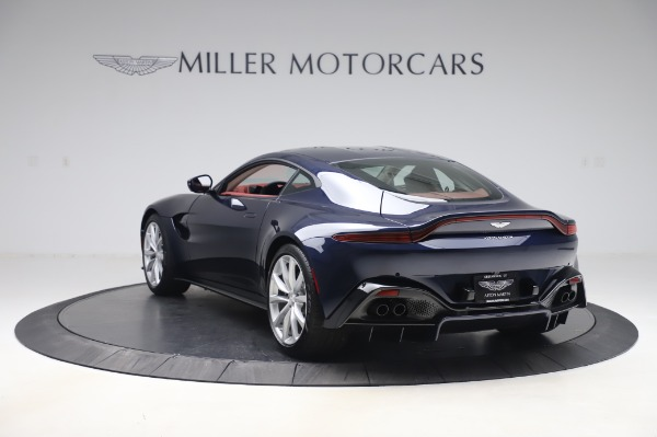 New 2020 Aston Martin Vantage Coupe for sale $177,481 at Aston Martin of Greenwich in Greenwich CT 06830 4