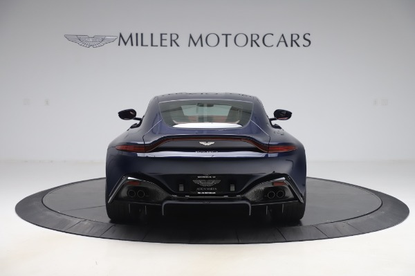 New 2020 Aston Martin Vantage for sale $177,481 at Aston Martin of Greenwich in Greenwich CT 06830 5