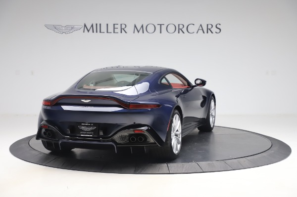 New 2020 Aston Martin Vantage Coupe for sale $177,481 at Aston Martin of Greenwich in Greenwich CT 06830 6