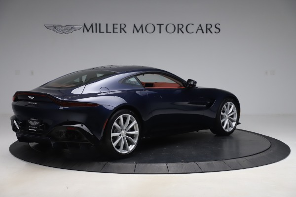 New 2020 Aston Martin Vantage for sale $177,481 at Aston Martin of Greenwich in Greenwich CT 06830 7