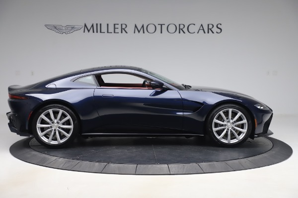 New 2020 Aston Martin Vantage Coupe for sale $177,481 at Aston Martin of Greenwich in Greenwich CT 06830 8