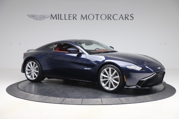 New 2020 Aston Martin Vantage for sale $177,481 at Aston Martin of Greenwich in Greenwich CT 06830 9