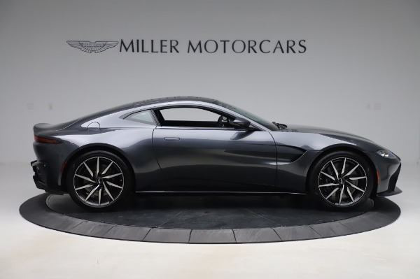 New 2020 Aston Martin Vantage Coupe for sale $182,781 at Aston Martin of Greenwich in Greenwich CT 06830 10