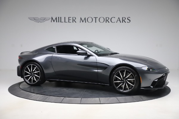 New 2020 Aston Martin Vantage Coupe for sale $182,781 at Aston Martin of Greenwich in Greenwich CT 06830 11