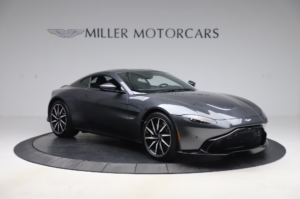 New 2020 Aston Martin Vantage Coupe for sale $182,781 at Aston Martin of Greenwich in Greenwich CT 06830 12