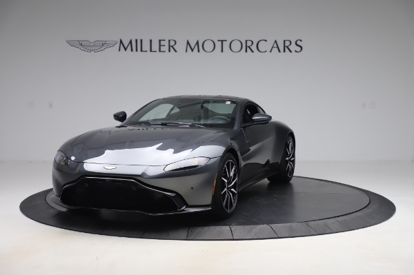 New 2020 Aston Martin Vantage Coupe for sale $182,781 at Aston Martin of Greenwich in Greenwich CT 06830 3