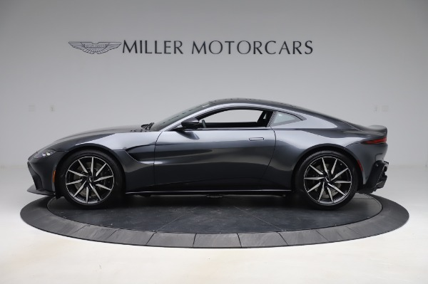 New 2020 Aston Martin Vantage Coupe for sale $182,781 at Aston Martin of Greenwich in Greenwich CT 06830 4