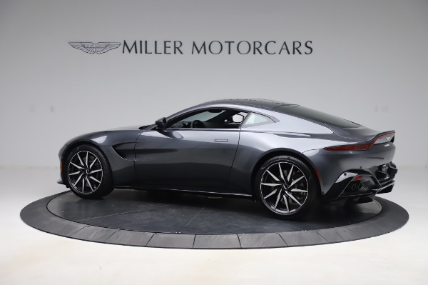 New 2020 Aston Martin Vantage Coupe for sale $182,781 at Aston Martin of Greenwich in Greenwich CT 06830 5