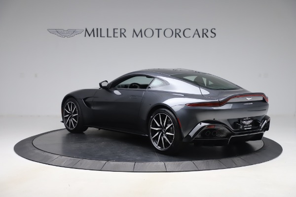 New 2020 Aston Martin Vantage Coupe for sale $182,781 at Aston Martin of Greenwich in Greenwich CT 06830 6