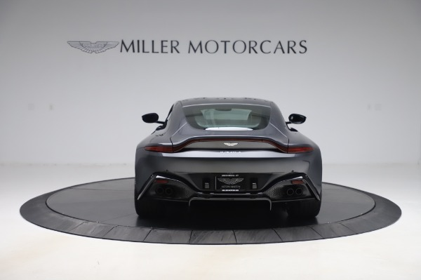 New 2020 Aston Martin Vantage Coupe for sale $182,781 at Aston Martin of Greenwich in Greenwich CT 06830 7
