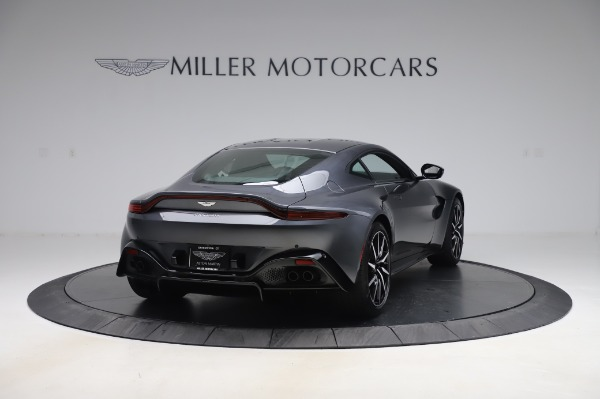 New 2020 Aston Martin Vantage Coupe for sale $182,781 at Aston Martin of Greenwich in Greenwich CT 06830 8