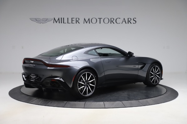 New 2020 Aston Martin Vantage Coupe for sale $182,781 at Aston Martin of Greenwich in Greenwich CT 06830 9