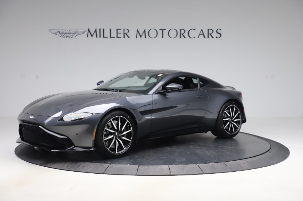 New 2020 Aston Martin Vantage Coupe for sale $182,781 at Aston Martin of Greenwich in Greenwich CT 06830 1
