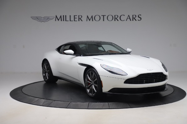 New 2020 Aston Martin DB11 V8 Coupe for sale $233,266 at Aston Martin of Greenwich in Greenwich CT 06830 10