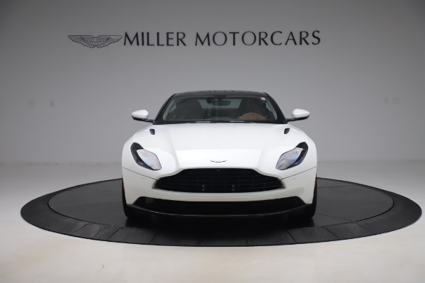 New 2020 Aston Martin DB11 V8 Coupe for sale $233,266 at Aston Martin of Greenwich in Greenwich CT 06830 11