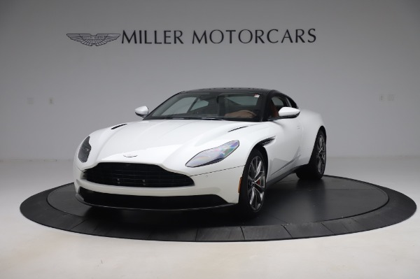 New 2020 Aston Martin DB11 V8 for sale $233,266 at Aston Martin of Greenwich in Greenwich CT 06830 12