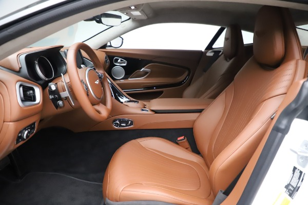 New 2020 Aston Martin DB11 V8 Coupe for sale $233,266 at Aston Martin of Greenwich in Greenwich CT 06830 13