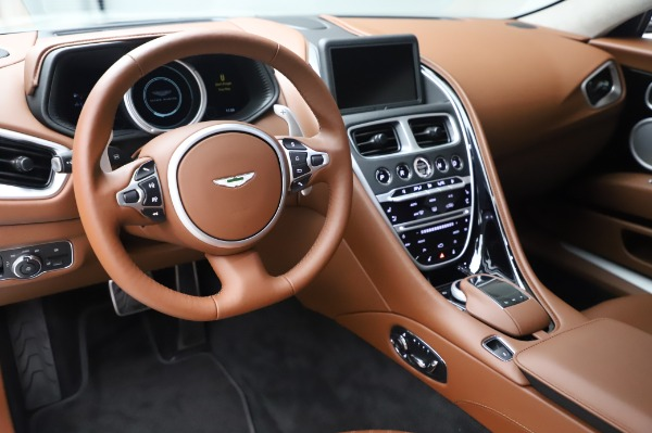 New 2020 Aston Martin DB11 V8 Coupe for sale $233,266 at Aston Martin of Greenwich in Greenwich CT 06830 14