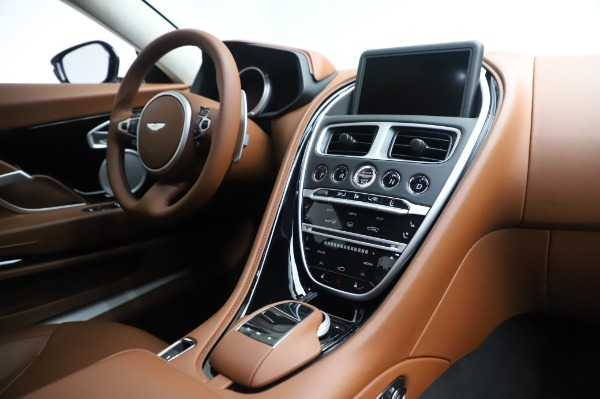 New 2020 Aston Martin DB11 V8 Coupe for sale $233,266 at Aston Martin of Greenwich in Greenwich CT 06830 18