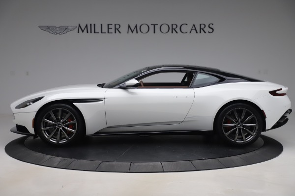 New 2020 Aston Martin DB11 V8 for sale $233,266 at Aston Martin of Greenwich in Greenwich CT 06830 2