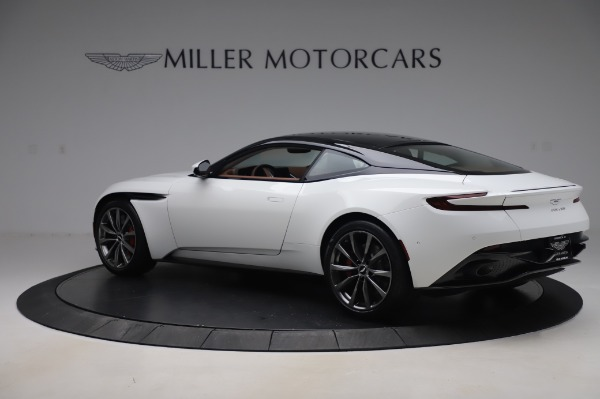 New 2020 Aston Martin DB11 V8 Coupe for sale $233,266 at Aston Martin of Greenwich in Greenwich CT 06830 3